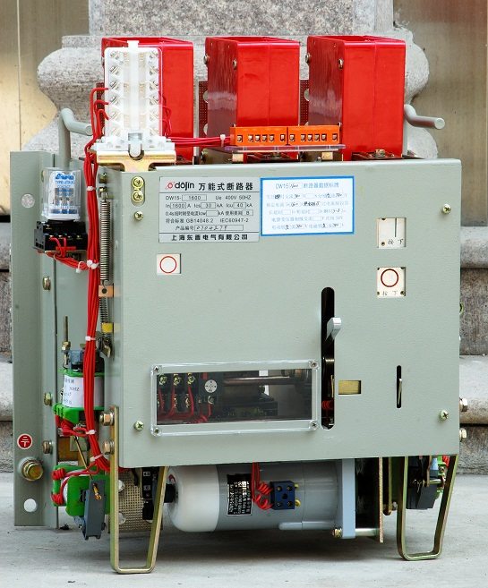 浙江温州DW15万能式断路器生产供应商 万能断路器DW系列 2500DW图片