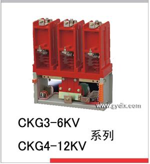 供应CKG3CKG4交流高压真空接触器德力西批发