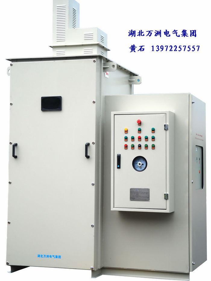 供应绕线电机起动器之封闭水电阻——适于75-1万KW绕线异步电机