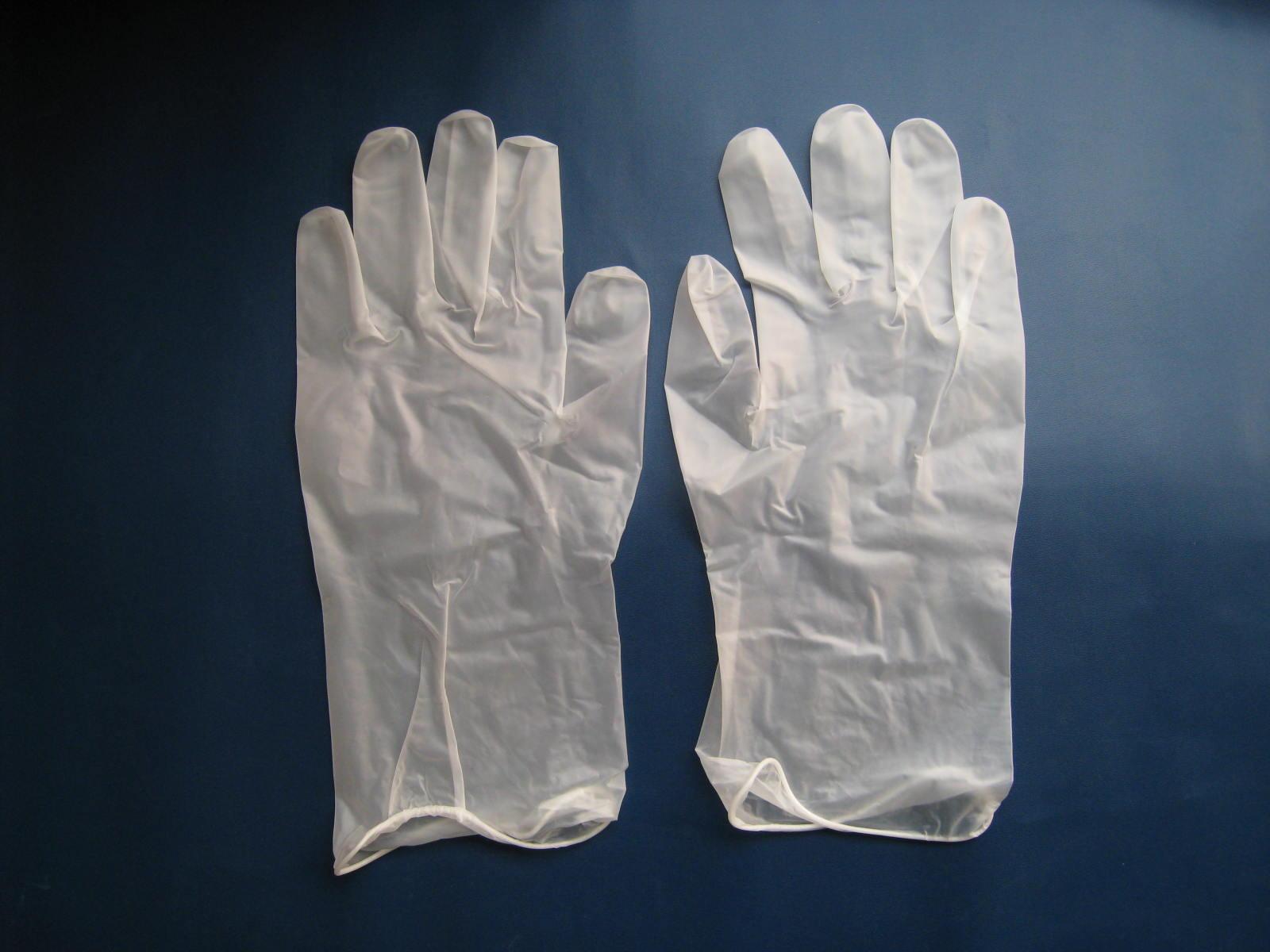 供应麻面9寸乳胶手套 无粉9寸乳胶手套 9寸乳胶手套价格 12寸乳胶手套