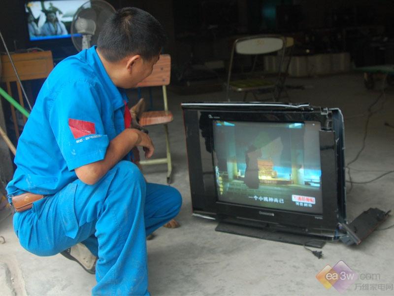 供应数源西湖电视机维修图片