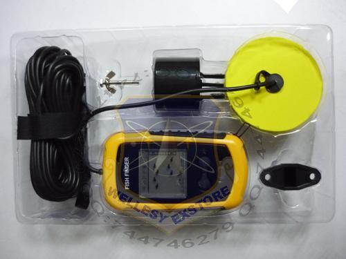 供应超声波图符式有线探鱼器tl88