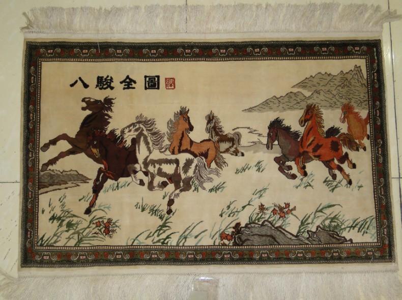 供应艺术挂毯-骏马图