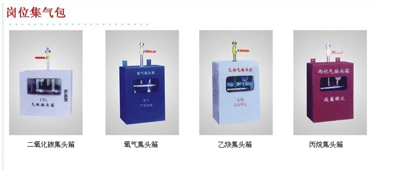 气体接头箱集气包图片/气体接头箱集气包样板图