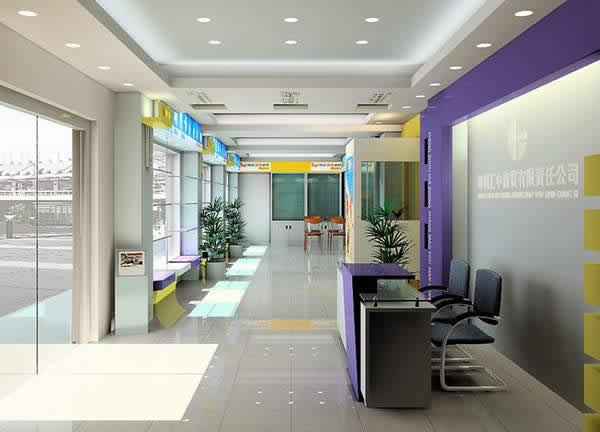 办公室 家居 起居室 设计 装修 600_432