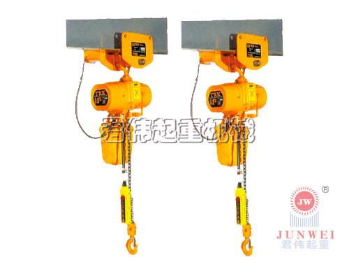 供应TXK环链电动葫芦电动小车运行批发