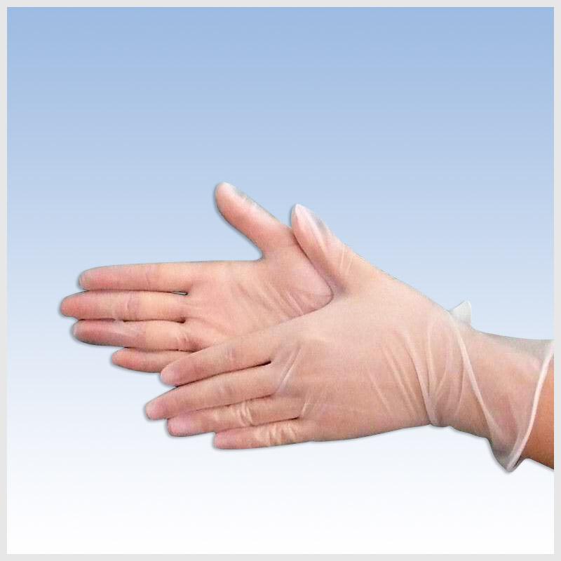 供应PVC防滑手套 南昌供应PVC手套 一次性PVC手套