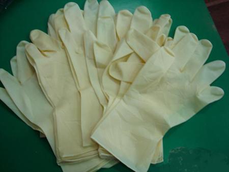一次性乳胶手套生产厂家|直销|9寸|盒装