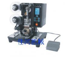 供应生产日期色带打码机、上海打码机喷码机系列生产供应厂家、食品饮料医药等行业的生产日期批号重量等的打码机