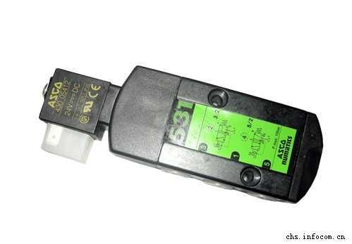 供应ASCO电磁阀夹紧阀系列
