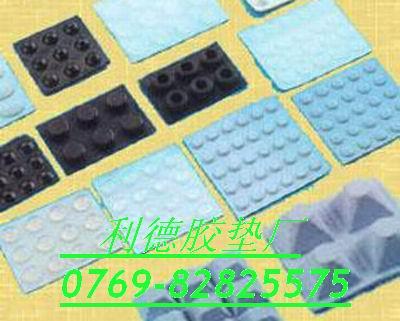 供应沈阳硅胶胶垫-防震防滑胶垫