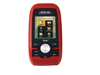 供应麦哲伦海王星GPS手持机500E批发