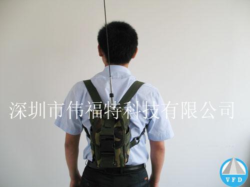 发射机图片 发射机样板图 单兵背负式发射机VFD8000 深圳...