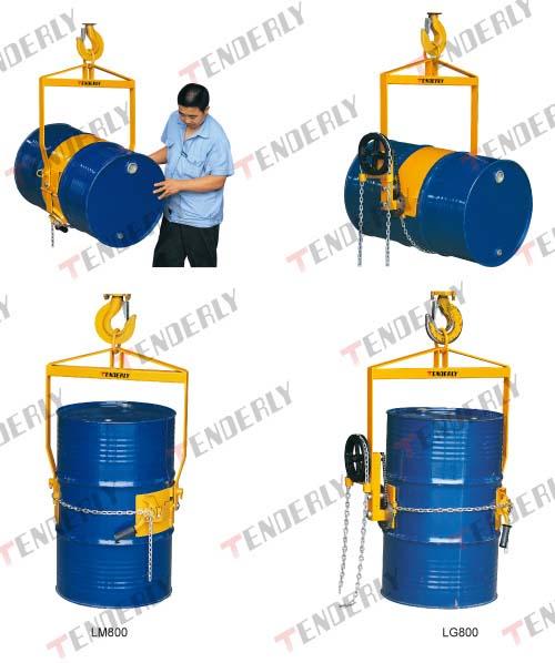 长春油桶吊具油桶夹具图片
