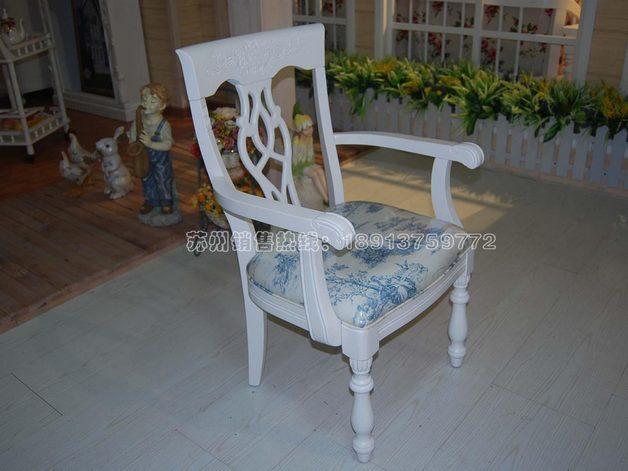 实木雕花椅子雕花餐椅图片