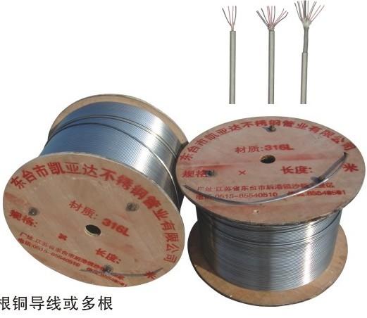 专业生产不锈钢高温测试电缆图片/专业生产不锈钢高温测试电缆样板图