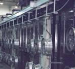 铝轮毂喷涂线图片