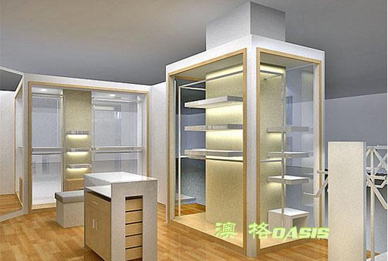 供应钢化玻璃展示柜