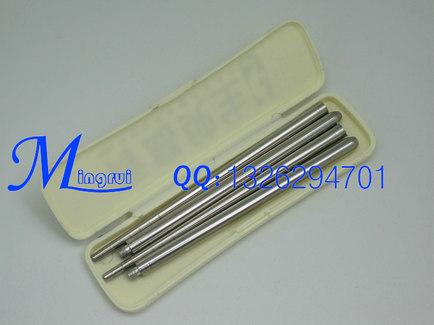 供应不锈钢随身带筷子纯不锈钢筷子