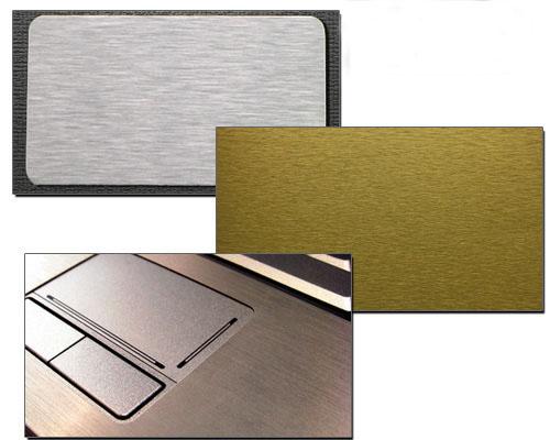 拉丝氧化铝图片/拉丝氧化铝样板图