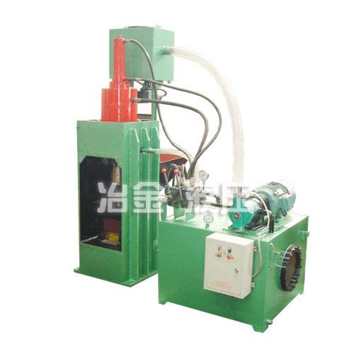 供应SBJ-2500B金属液压屑饼机,废铝压块
