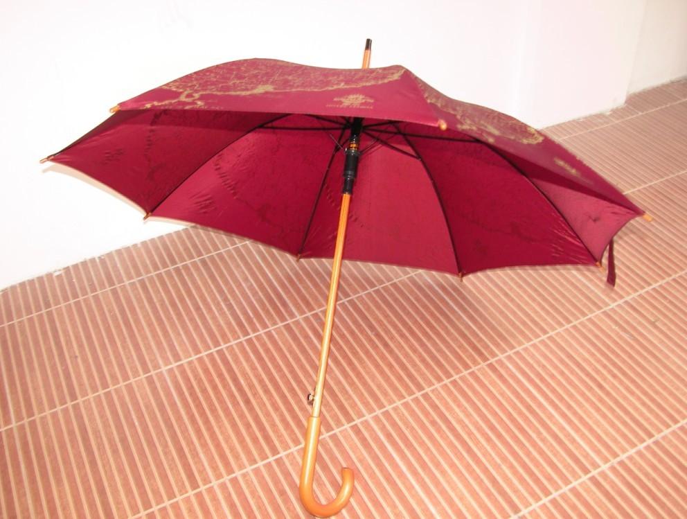 雨伞_雨伞供货商_供应葡京酒店红色雨伞