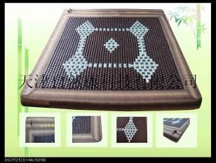 保健床垫理疗床垫玉石床垫赭石床垫图片