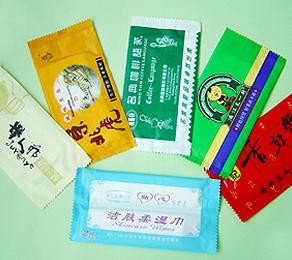 广告盒抽纸广告纸巾酒店湿巾湿巾三件套筷子