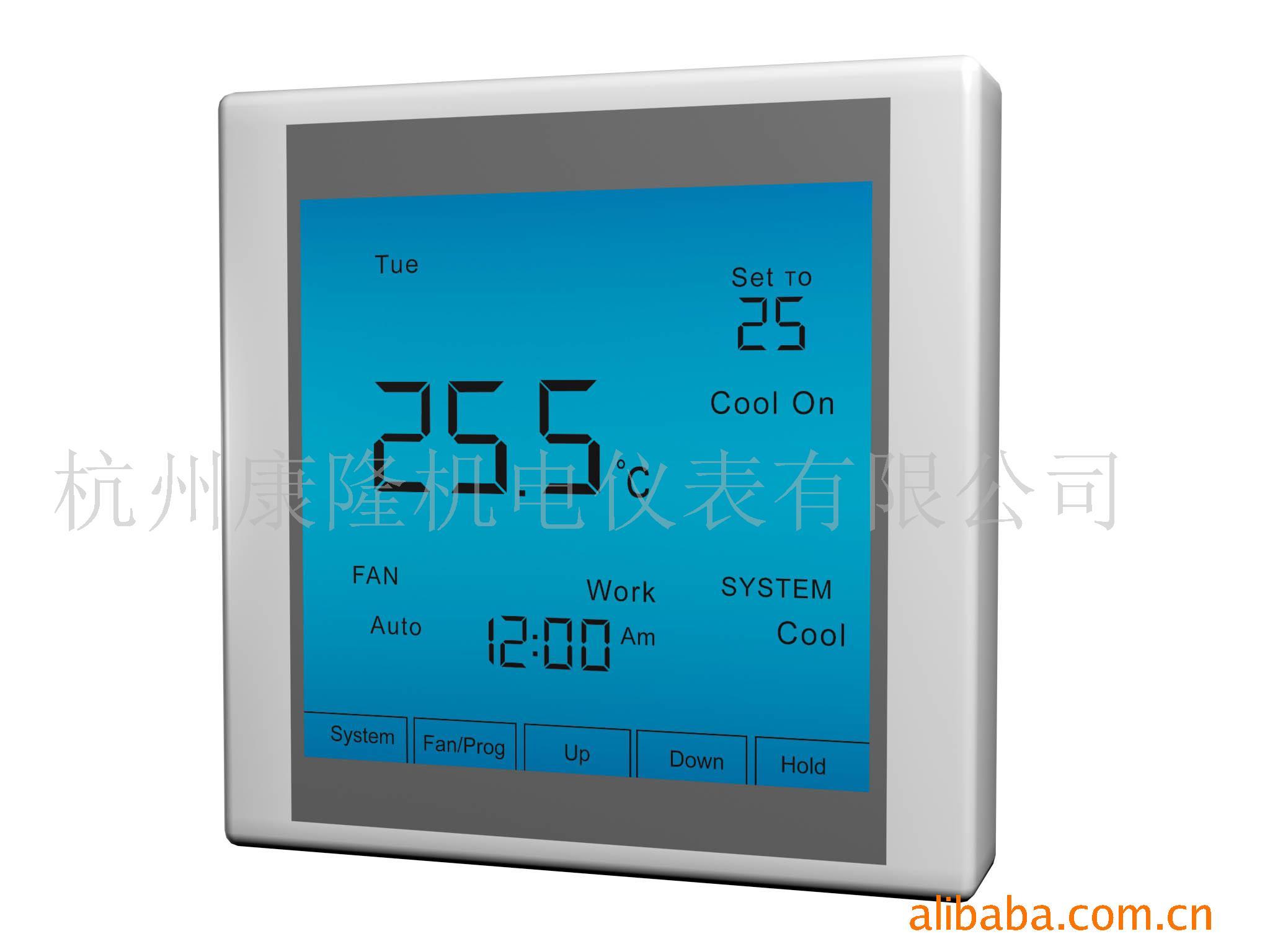 生产供应中央空调温控器高清图片