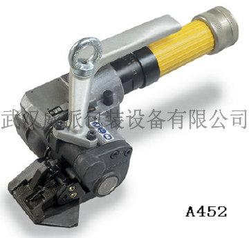 供应意大利FROMM A452气动带扣钢带打包机(拉紧器)