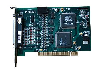 供应阿尔泰4轴正交编码器和计数器PCI总线运动控制卡图片