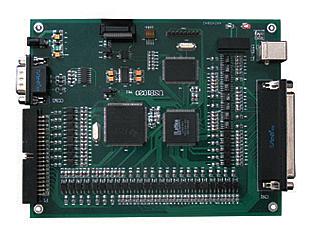 供应独立四轴运动USB运动控制卡图片