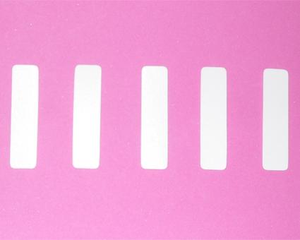 3M白色橡胶片
