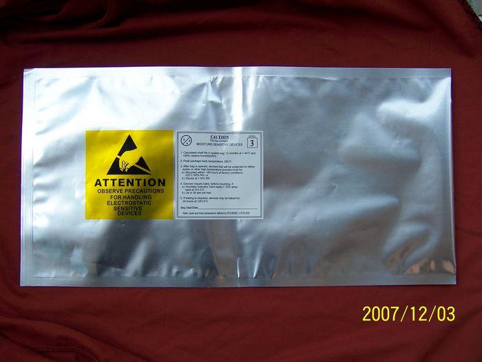 供应电子产品铝箔包装袋防静电铝箔包装袋铝箔包装袋