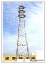 供应部队通信塔
