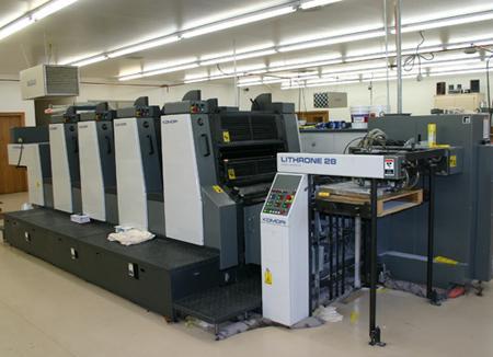 小森印刷机显示屏维修图片