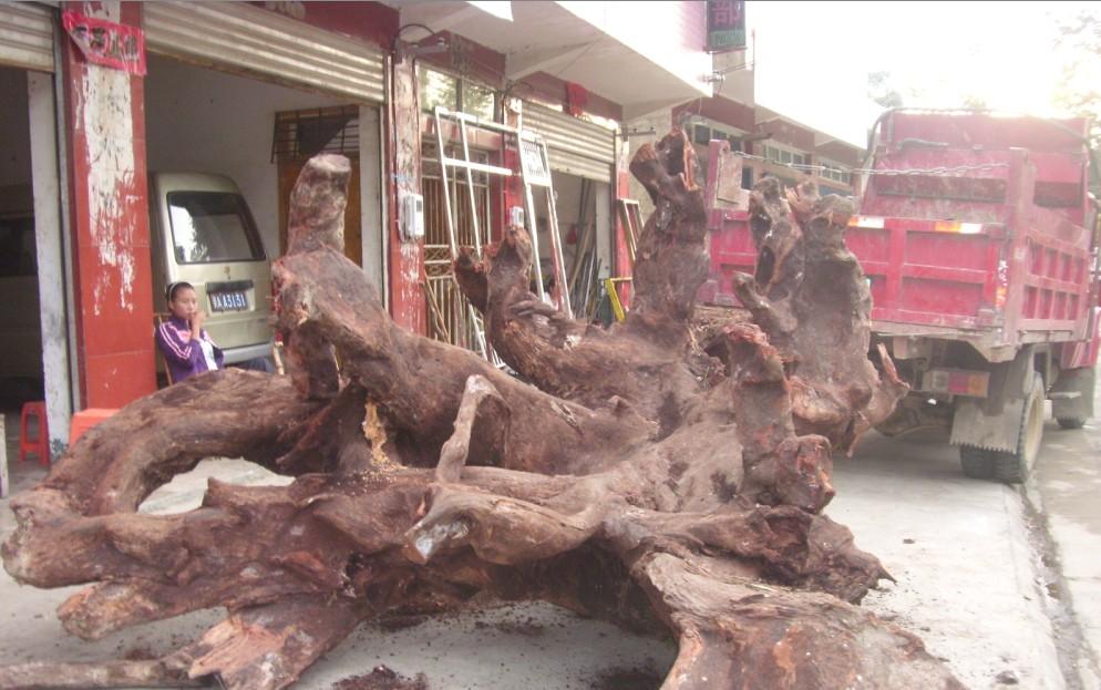 贵州昌云红木艺术品加工场