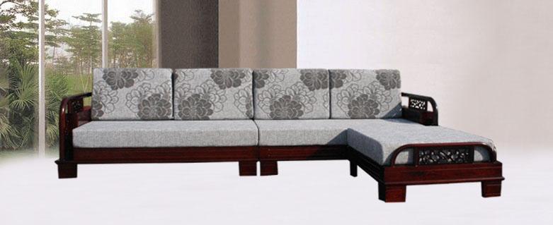 【布木结合沙发实木沙发图片大全】布木结合沙发实木