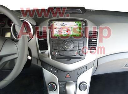 卡仕达科鲁兹DVD导航新D106平台CA3610G-内置GPS导
