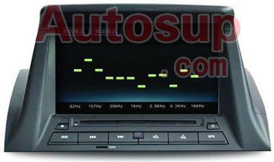 卡仕达老马自达6专车DVD导航新D106平台CA3681G-老马