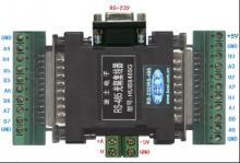 HUB8485G光隔485集线器光隔RS485232转8路48