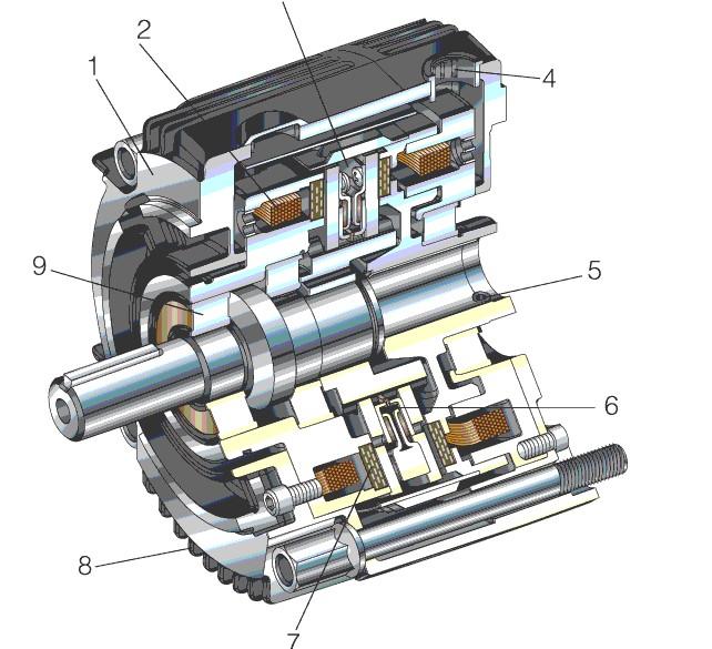 制动器图片 制动器样板图 美国WARNER牌制动器总代理 上...