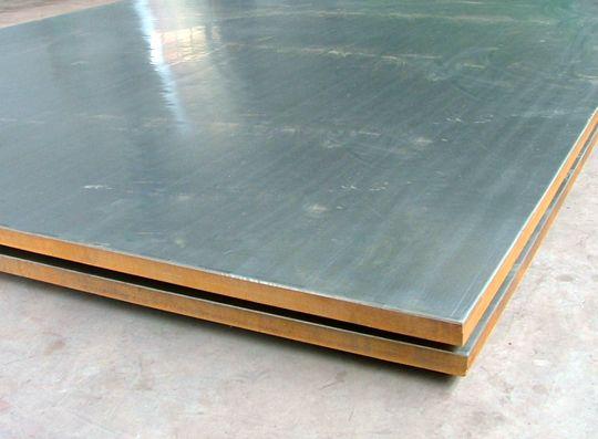 特种金属复合材料图片/特种金属复合材料样板图