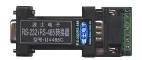 光隔四倍驱动RS-232RS-485422转换器U4485C