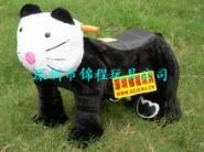 小动物电动玩具车2图片