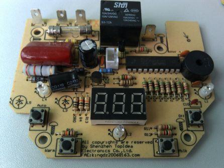 快速电热水壶控制板报价