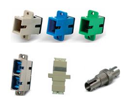 供应广州光纤适配器ST光纤耦合器、ST光衰减器、光纤耦合器图片
