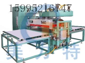 大功率高频焊接热合机a:超声波熔断机原理:电子管自激振荡器产生