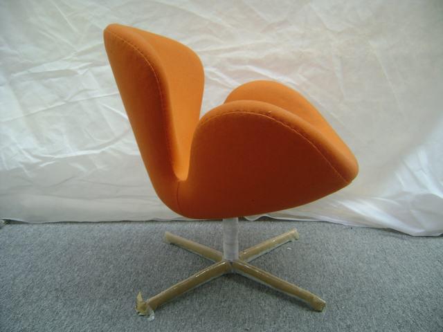 供应高档天鹅休闲椅名家雅各布森设计