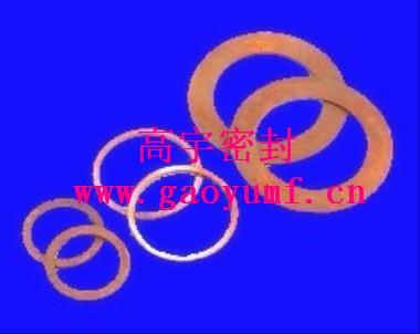 供应紫铜垫,紫铜垫片,金属平垫片图片
